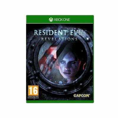 Xbox One game Resident Evil Revelations 1 HD Remastered NEW
