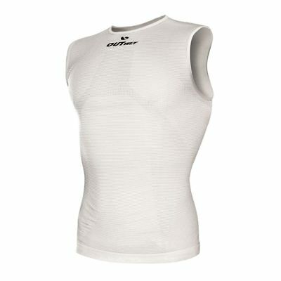 7dc4eb7370534 Extreme Carbon 1 Cycling Sleeveless BASE LAYER. Made in Italy by Outwet