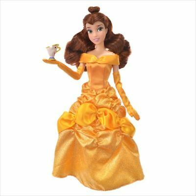 Disney Classic doll Belle with friends Beauty and the Beast Figure Toy[82]