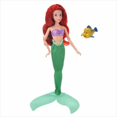Disney Classic doll Ariel with friends the Little Mermaid Figure Toy[82]