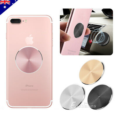 Metal Thin Ring Holder Plate for Magnet Mobile Phone Stand Holder Universal