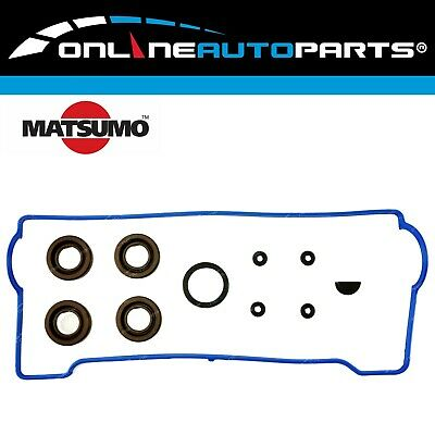 Rocker Valve Tappet Cover Gasket Kit suits Corolla AE101 AE95 1994~99 4AFE 1.6L