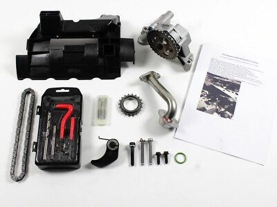 2,0 TFSI Ölpumpe Upgrade Kit Golf 5 6 GTI Edition 30 35 R TT TTS Leon A3 A4