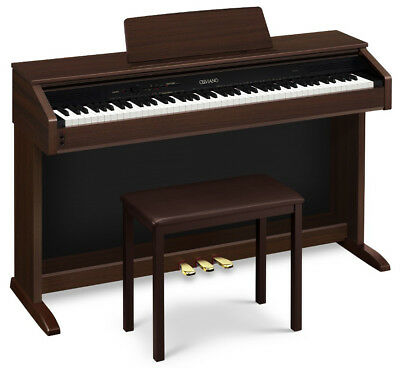 CASIO Celviano AP260BN Digital Piano Matching Bench FREE P&H + 5% *cashback!