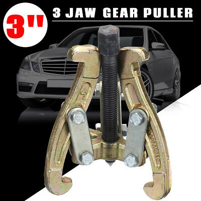 3'' Jaw Bearing Gear Puller Mechanic Auto Remover Pulling Extractor W/ Leg 75mm