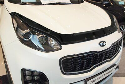 Auto Clover Bonnet Guard Protector Set for Kia Sportage 2016+