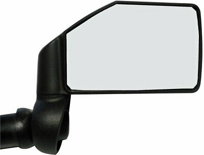 Zefal Dooback Adjustable/Foldable Bicycle Mirror Right Side, Color Black