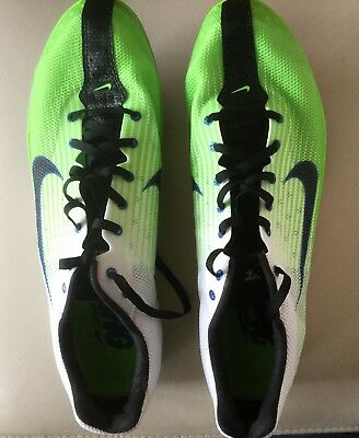 Nike Spiked Running Shoes, UK size 9, EUR size 44, new and unworn