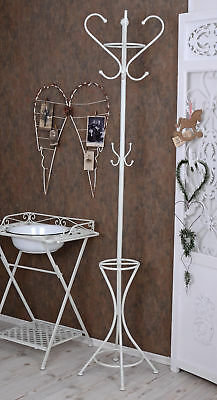 Valet Stand Iron Stand Clothes Stand Metal Hook Coat Stand