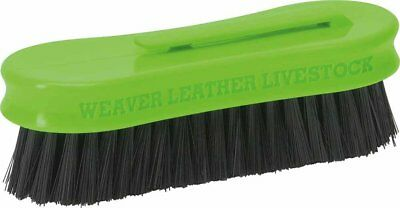 Weaver Leather Small Pig Face Brush, Lime
