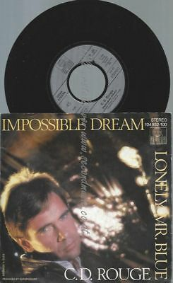 "7""  C.D. Rouge ‎– Impossible Dream"