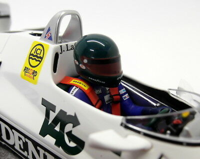 Minichamps 1/18 Scale - 117 830002 Williams Ford FW08C J. Laffite 1983 F1