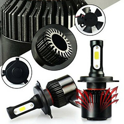 H1 H4 H7 H8 H11 9005 9006 36W LED Bright Headlight 8000LM High/Low Replace Bulb