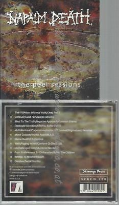 Cd--Napalm Death--The Peel Sessions
