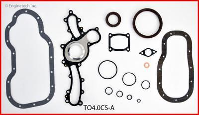 Lower Gasket Set   EngineTech  TO4.0CS-A   Toyota 4.0L  1GRFE   2003 - 2009