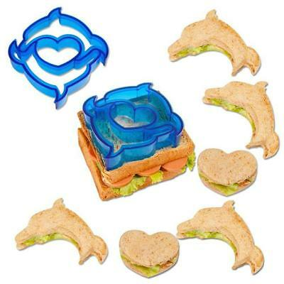 Sandwich Mold Cutter Elephant Dinosaur Puppy Shape Cake Bread Toast Maker 1PC LG