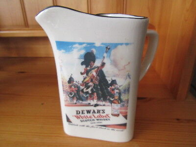 Unusual  Dewars White Label Scotch Whisky Water Jug  Unused