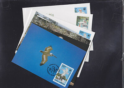 059383 WWF Romania Maximum Card´s + FDC First Day Cover´s