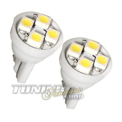 2x T10 1210 4SMD LED SMD Innenraumbeleuchtung Opel Astra G H J Meriva Corsa C D