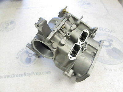 837-6111A4 Mercury 9.8 110 Hp Outboard Cylinder Block NEW