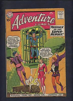 Adventure comics 267 Dc silver age 2nd legion of super heroes