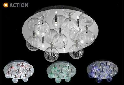 945408010000 Wofi Action Center Halogen Ceiling Light And