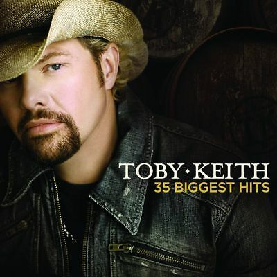 Toby Keith - 35 Biggest Hits - NEW 2 x CD Set ~ Greatest Hits ~ Very Best Of