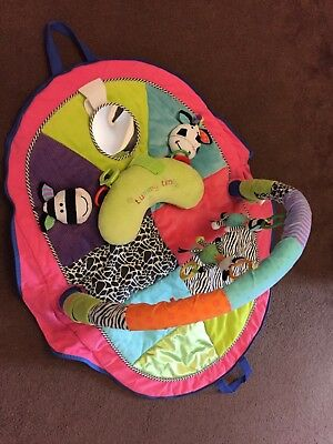 Travel Play Mat Foldable Baby Portable Infant Fun Toys