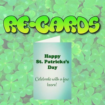 St patricks day wishes greeting card glitter finished greetings patricks day greeting card funny adult humor m4hsunfo