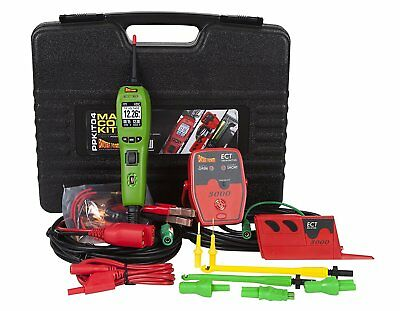 Power Probe PPKIT04GRN Power Probe 4 Master Kit, Green