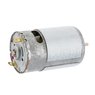 12V High Speed 550 Motor For RC Car