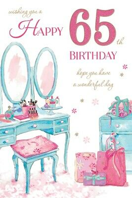 To A Fabulous Daughter 40th Birthday Card Quality Nice Verse