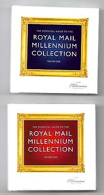 QE, 1999 MILLENNIUM COLLECTION, two mini albums in SLIP CASE,,issued by the PO