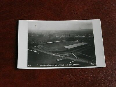 Original Paris Olympic Games 1924 Football Postcard - Stadium, Colombes.
