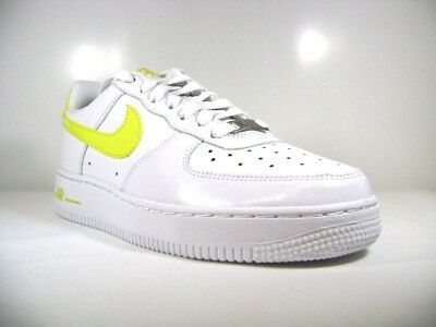 315115 103 New Nike Wmns Air Force 1 whi/yellow US size