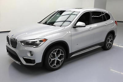 2017 BMW X1 sDrive28i Sport Utility 4-Door 2017 BMW X1 SDRIVE28I PREM PANO ROOF NAV REAR CAM 5K MI #H32791 Texas Direct