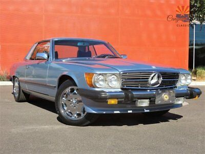 1979 Mercedes-Benz 450SLC  1979 Mercedes-Benz 450SLC Coupe, 4.5L V8 Auto, Cold A/C, Well Maintained 100k Mi