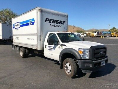 Penske Used Trucks - unit # 136333 - 2015 Ford F450