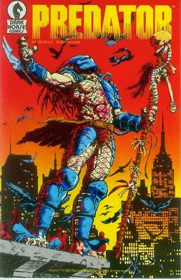 Predator # 1 (of 4) (2nd printing, Chris Warner) (USA, 1989)