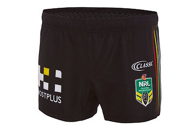 Classic Sportswear Mens Penrith Pants Bottomshers 2018 NRL Home Rugby Shorts