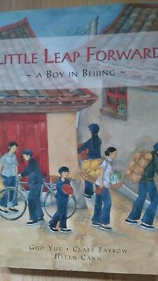 Little leap forward A boy in Beijing Barefoot books multicultural tales China HB