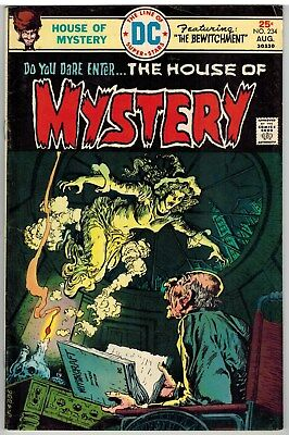 House Of Mystery #234 1975 Dc Bronze Age!