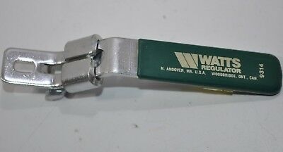 Watts Regulator 9314 Ball Valve Replacement Lever Handle