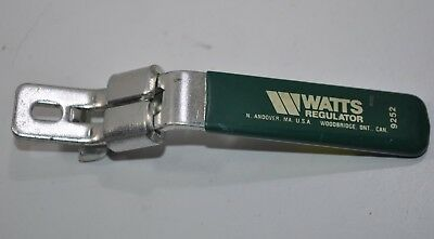 Watts Regulator 9252 Ball Valve Replacement Lever Handle
