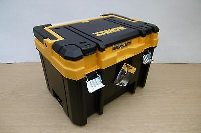 Dewalt Deep Tstak Organiser Carrying Case + Tote Tray Dwst1 75774
