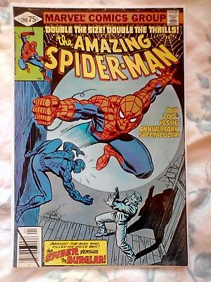 Amazing Spider-Man 200 (1980) Origin of Spider-Man retold