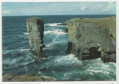 Postcard, Charles Tait, N017, Yesnaby Castle, Orkney