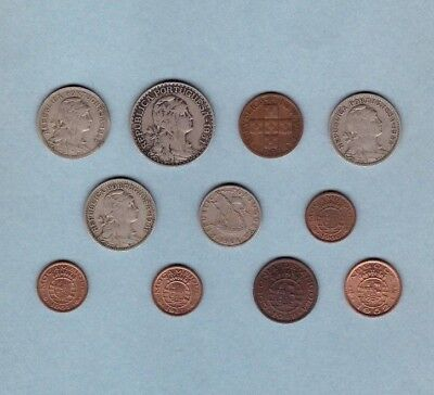 Portugal & Colonies Mozambique & Angola Coin Lot  - World/Foreign/Europe