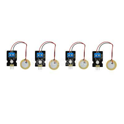 4x Keramik Vibration Sensor Set