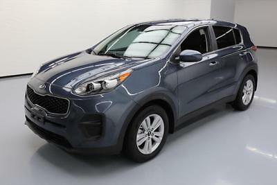 2017 Kia Sportage LX Sport Utility 4-Door 2017 KIA SPORTAGE FE LX REAR CAM BLUETOOTH ALLOYS 11K #151934 Texas Direct Auto